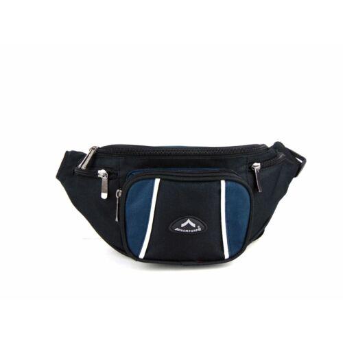 AdventureR kistáska fekete-kék | 9016